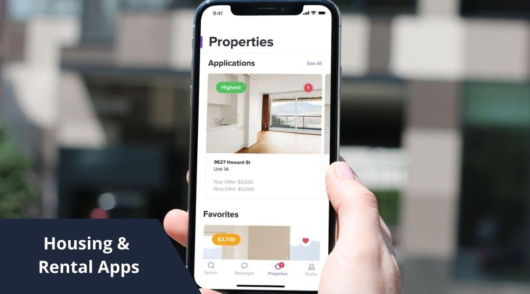 Housing & Rental Apps