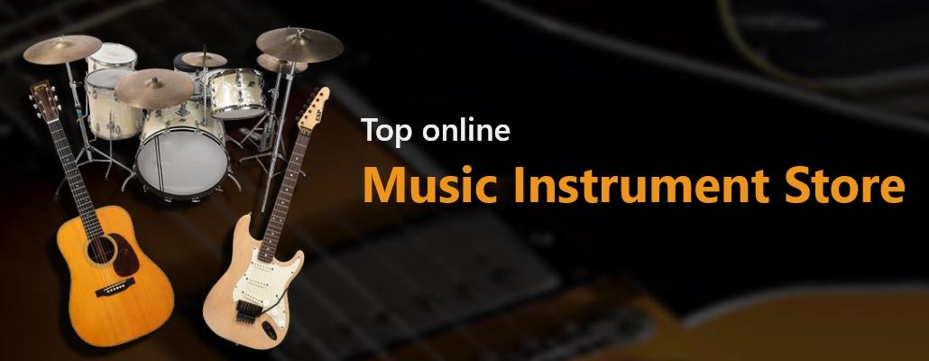 Top online Music Instrument Store in California